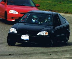 GPS Track Time (Jimmy) and his beloved Si circa 1999